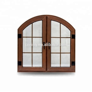 2017 trending products arch window grills design from top one window foshan manufacturer