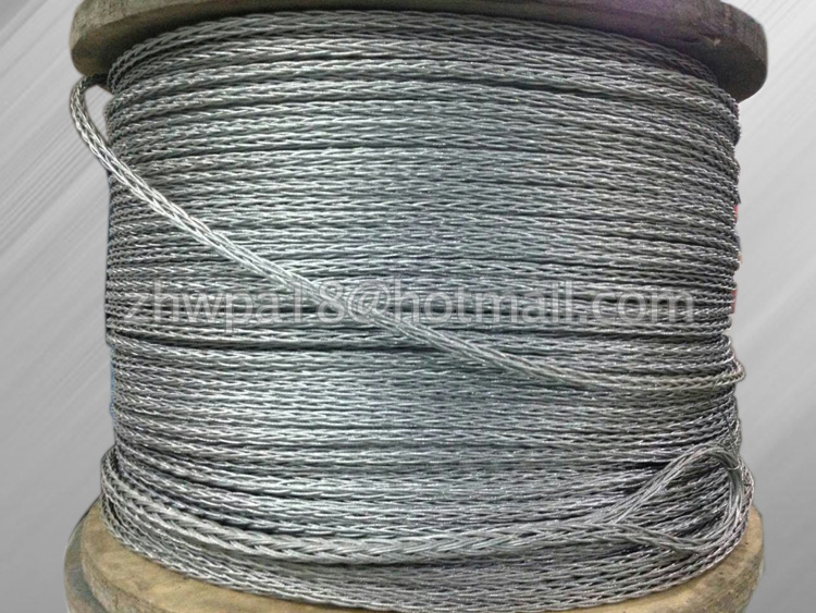 Available Sizes 18mm to 22mm diameter Anti-Twisting Braided Rope
