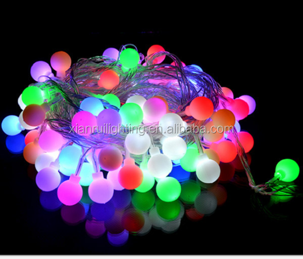 Led Christmas Lights Led String Lights,Outdoor Xmas Lights,Party ...