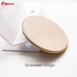 FT-C8 Get Free Sample Fast Wireless Phone Charger Promotional Car Wireless Charger, Universal qi Wireless Charger #