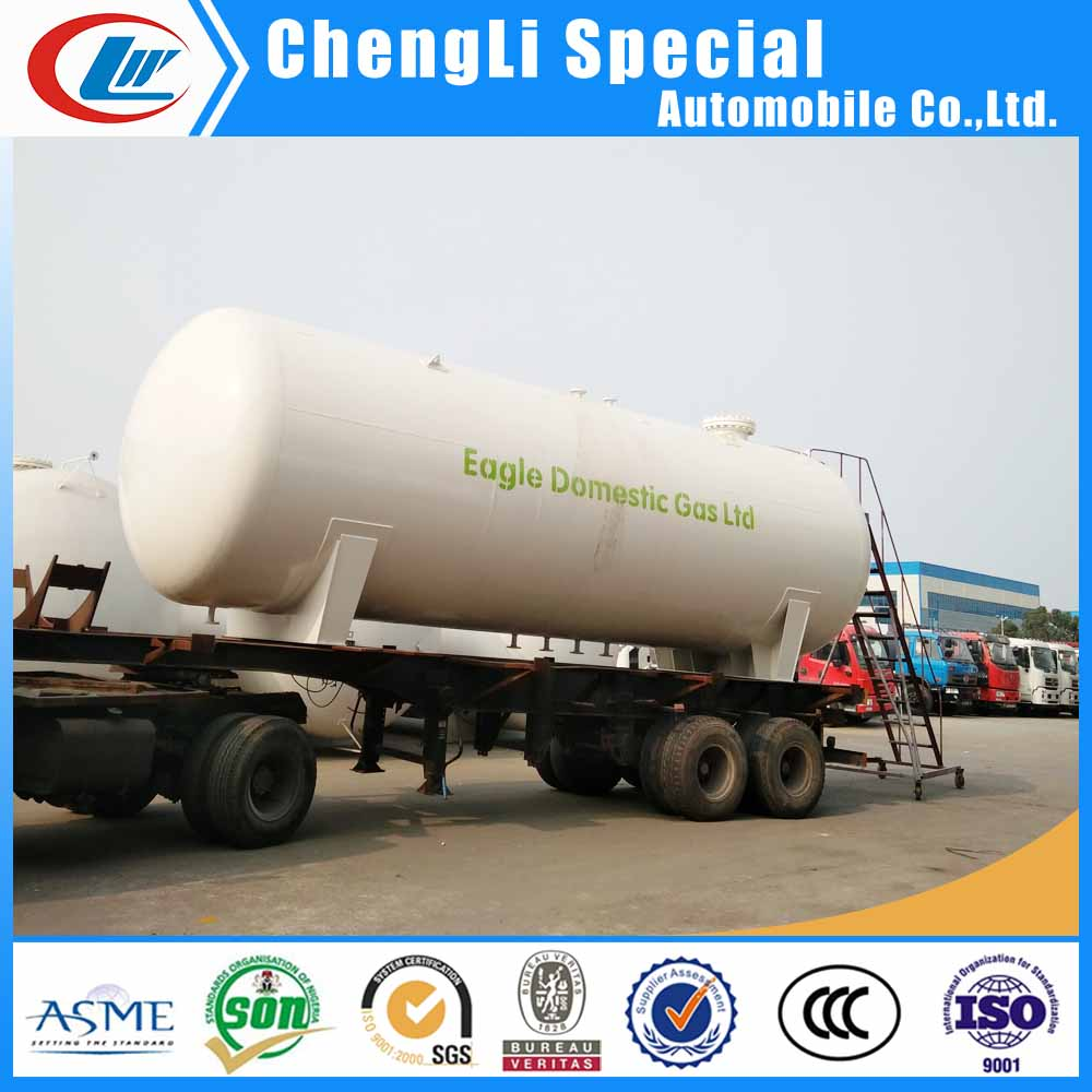 gas station filling tank 20t Q345R 16mm lpg 20ton storage tank for sale
