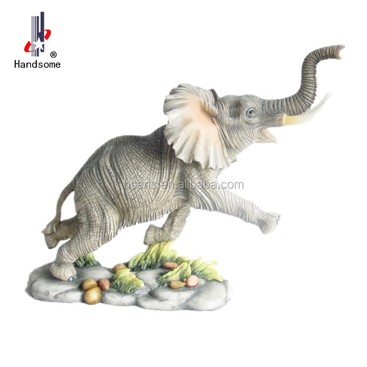 Wholesale Home Decor Large Resin Elephant  Animals Statues