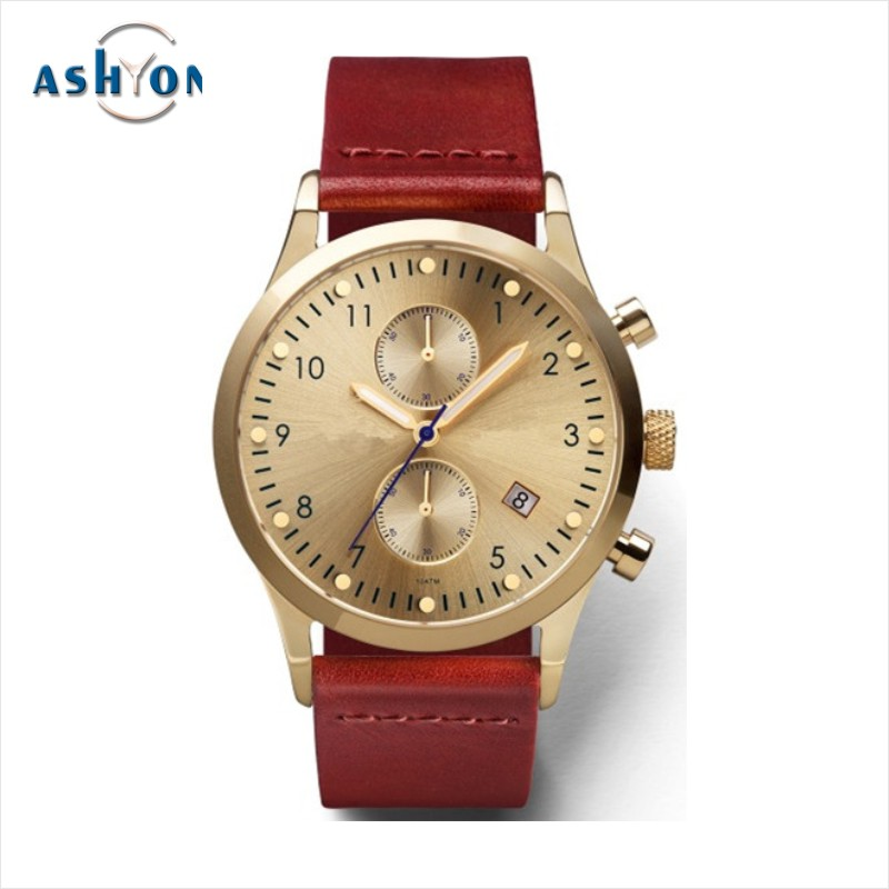 quartz movement for watches sl68 rotating dial men watch luxury brand