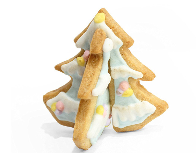 Food grade new design Metal 3D christmas biscuit cookie cutter