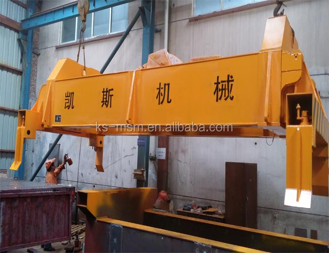20feet,40feet Telescopic Crane Container Spreader