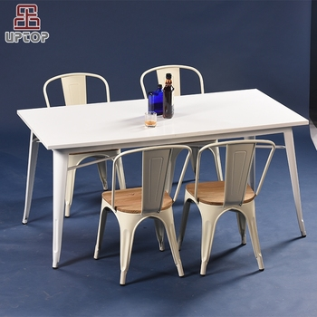 Sp Ct673 Industrial Style Metal Table Chair Malaysia Cafe Furniture Buy Cafe Metal Table Chair Commercial Cafe Furniture Malaysia Cafe Furniture