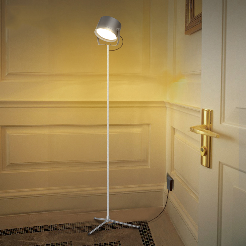 Modern Colour Change Wireless Remote Control Replica Diesel Living Floor Lamp with CE & RoHS Certification