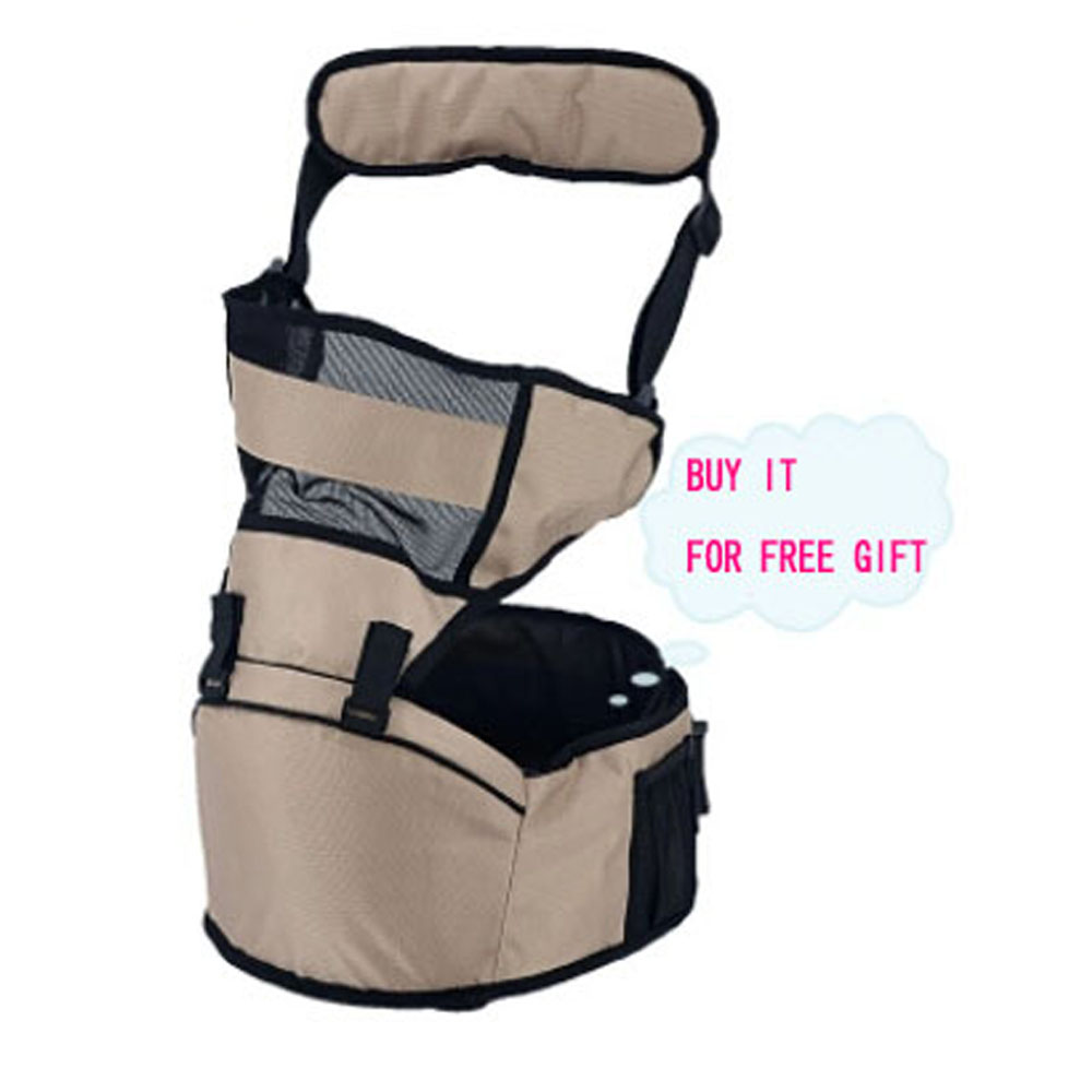 New model baby carrier / comfortable infant baby sling / multi-function baby hip seat carrier for sale