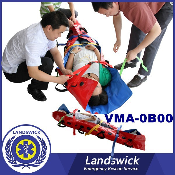 6 sizes inflatable air Stretcher set