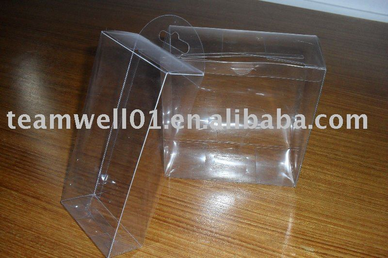 plastic folding box