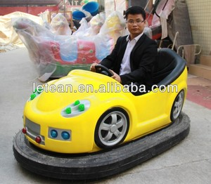 guangzhou direct factory amusement park kids ride bumper cars manufacturer