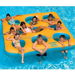 Giant Labyrinth Island Inflatable Pool Float