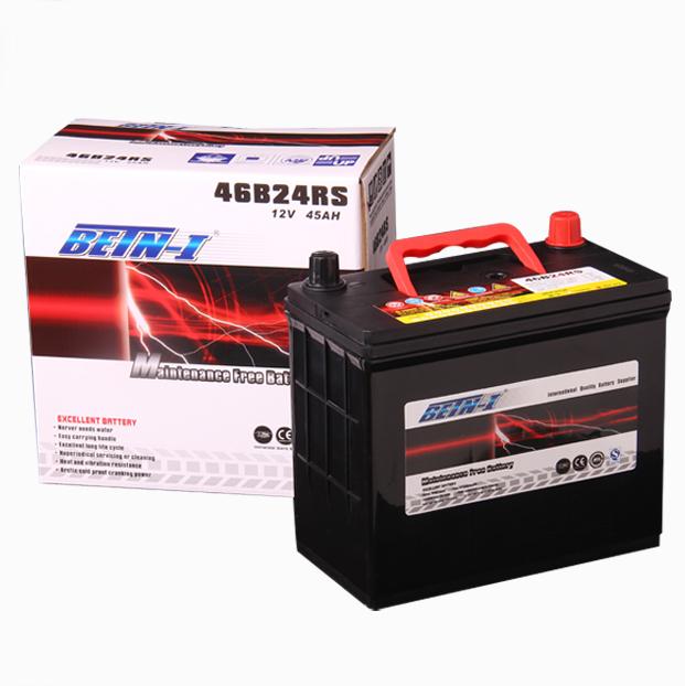 Meilleure Décharge 12v 55b24r Automobile Batterie De Voiture