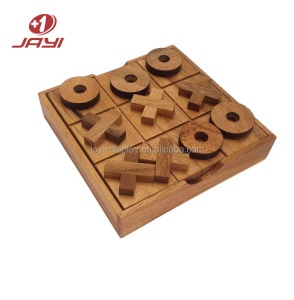 Indoor Board Game Houten Games Hout Tic Tac Toe