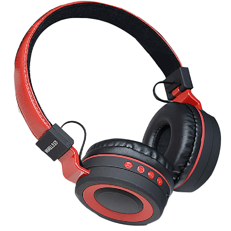 New metal headband wireless headset stereo headphone earphone - idealBuds Earphone | idealBuds.net