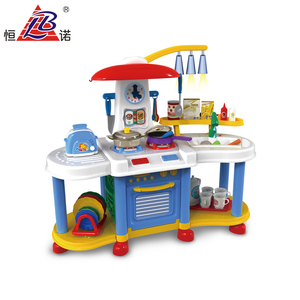 Popular sale blue german style cookware sets toy for kids