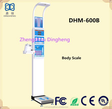 DHM-600B Adult and Infant abpm Cuff Blood Pressure Monitor Cheap Price Tensiometro Rechargeable for 24 Hour Monitoring
