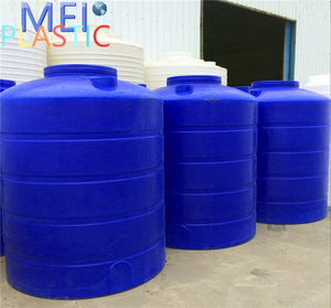 High quality poly pe plastic water treatment tank for outdoor use