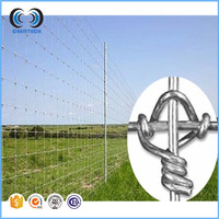 Max-Lock High-Tensile Game Fence