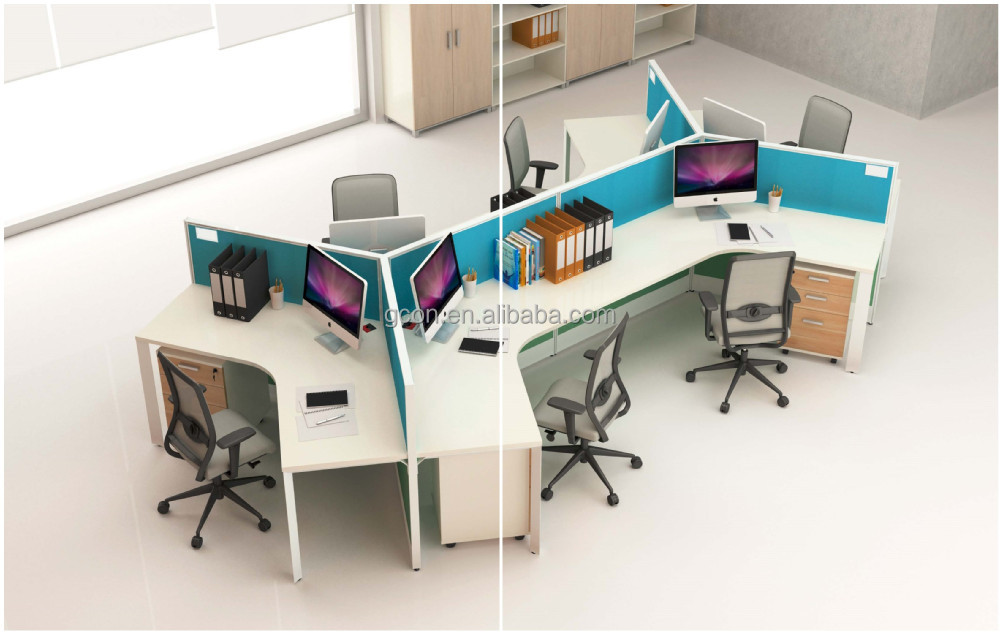 Modern office workstation desk design design office for Table 6 4 specification for highway works