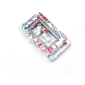 Fancy floating glass locket pendant the illusionist square locket fancy floating glass locket pendant the illusionist square locket aloadofball Image collections