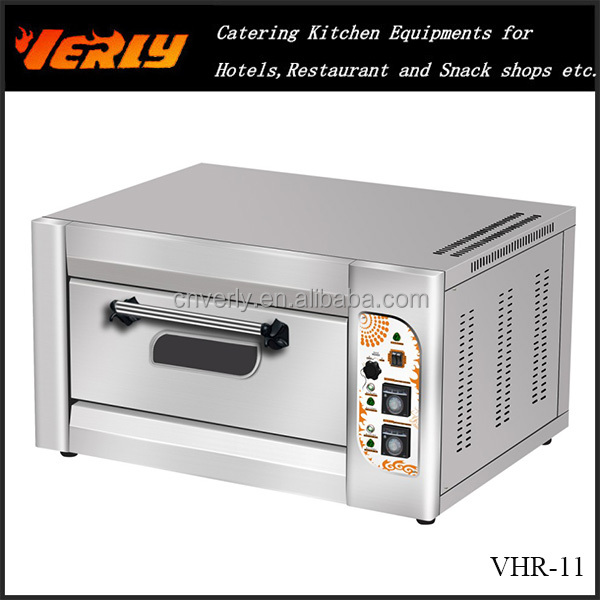 1 tier 1 tray Gas bake oven/ bread deck oven/ Gas baking oven VHR-11