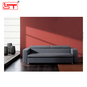 China wholesale factory price metal frame sofa bed