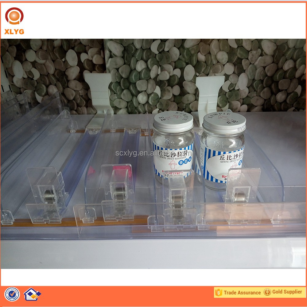 High quality cheap price electronic cigarette online display shelf pusher expert