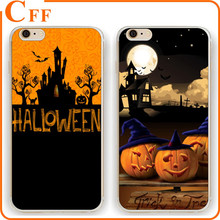 Personalized Design Happy Halloween Unique 3D DIY Phone Case For Huawei Ascend P9 Lite Y330 Y530 Honor 7 6 4A 5C 5X 4X Back Cove