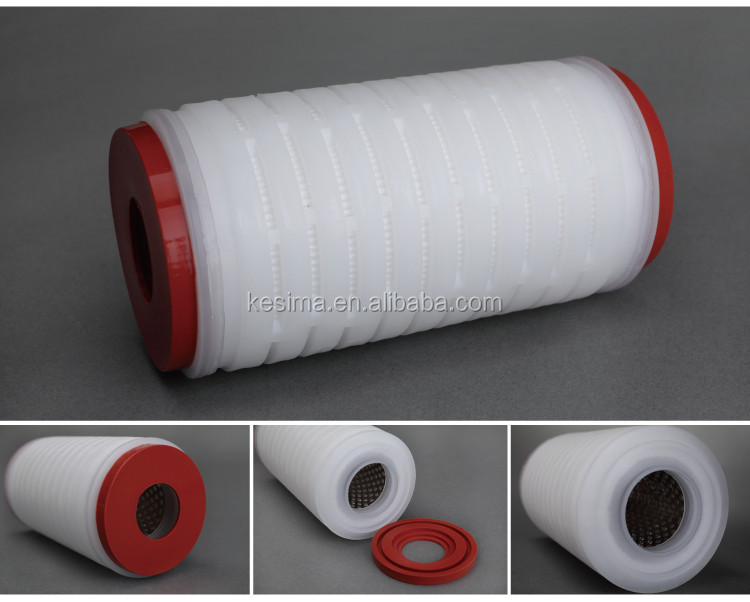 Producing high quality filter to replace Millipore CN12M4E06 Polygard CN Cartridge Filter 4 in. 1.2 um Code M Ethylene Propylene