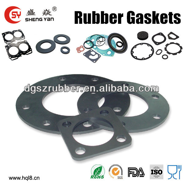 china supplier custom camlock rubber gasket
