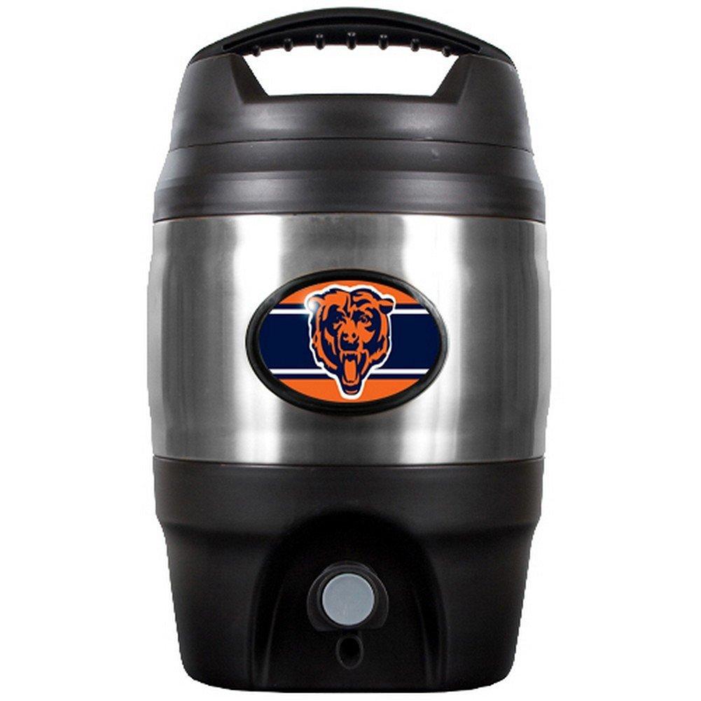 NFL Chicago Bears Tailgate Keg, 1-Gallon