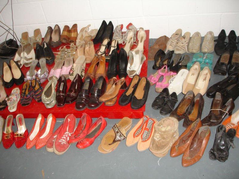 De Product re Grado Zapatos Segunda Buy Mano On Utilizado Grado 1210001 primer Calidad segundo C1AXqn7RwA