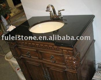 Fine Granite Shanxi Black Vanity Top Buy Black Vanity