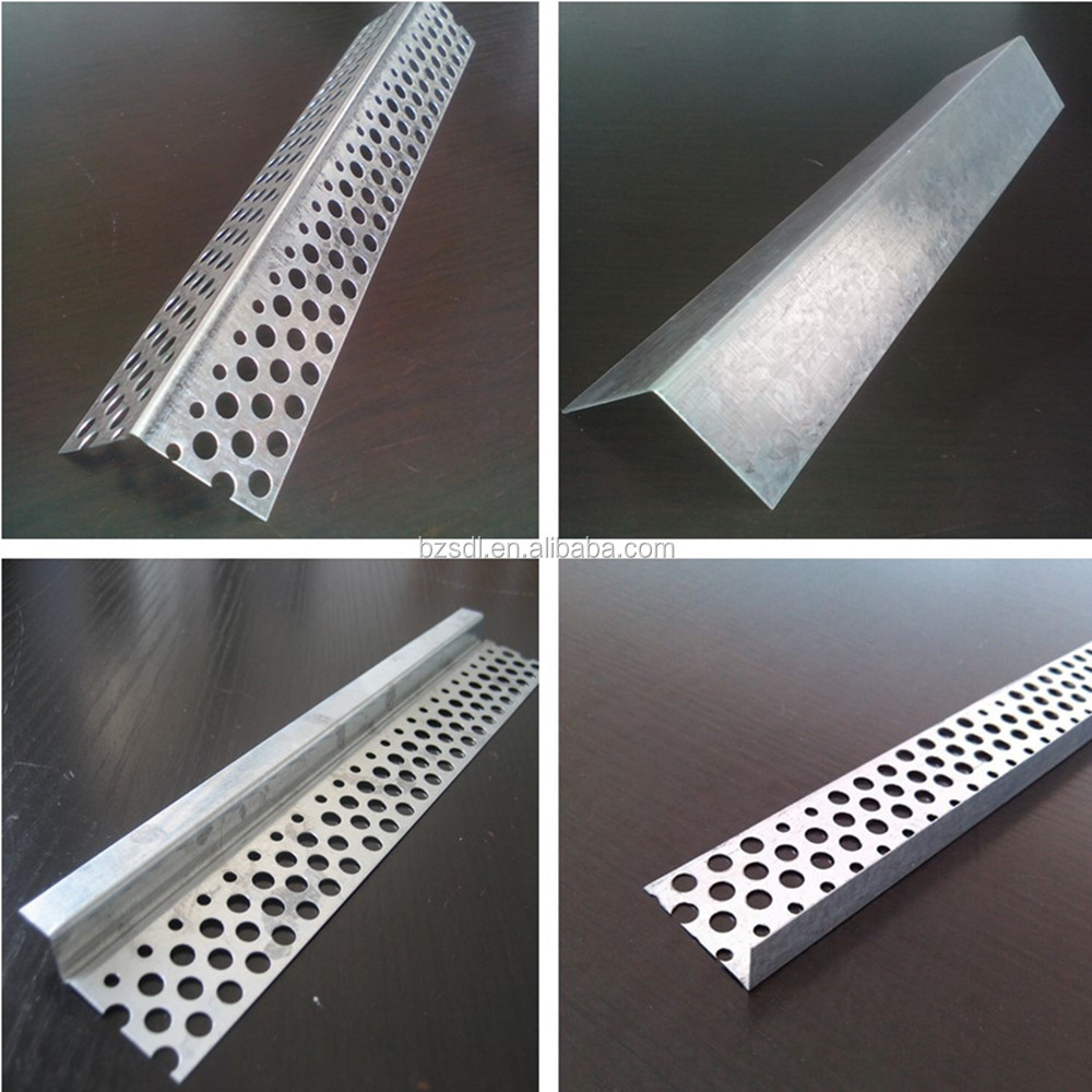 Galvanised Corner Wall Pipe Guard Home, Furniture & Diy Diy Materials