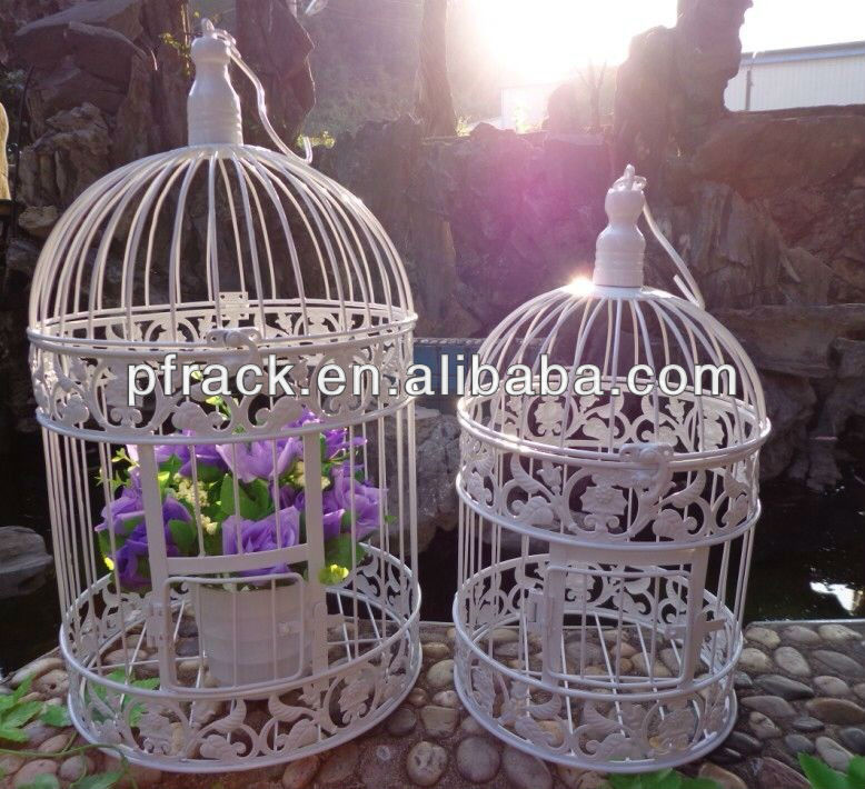 Pf-p33 Decorative Bird Cages For Weddings