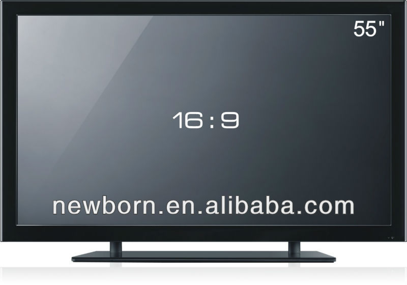 Cheap flat screen 55 inch fhd ultra-thin hotel LED TV with high quality and low price for sale