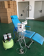 Affordable convenient popular portable folding dental chair price with optional accessories foldable dental unit D35