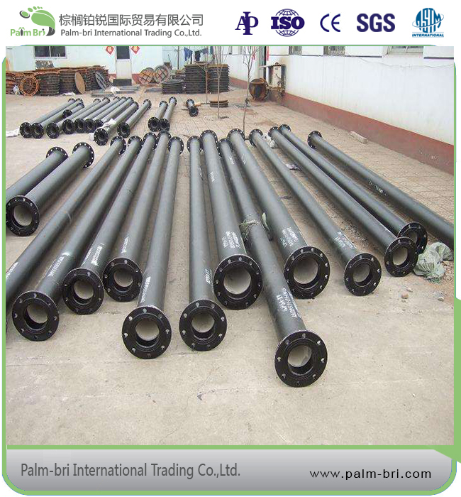 SML EN877 epoxy coated cast iron pipe drainage pipe in lower price