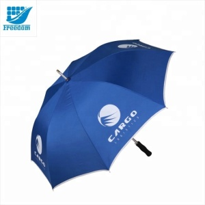Cheapest Customized Promotional Straight Golf Umbrellas