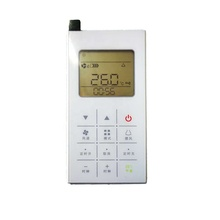 Sottile display lcd bluetooth remote control