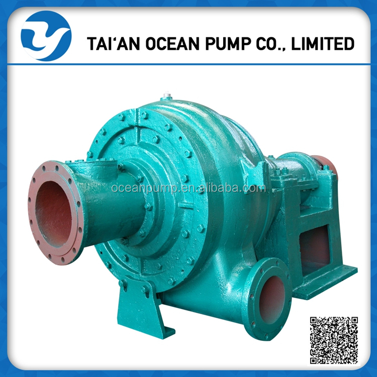 high quality portable mini sand pump for hydraulic cutter dredger