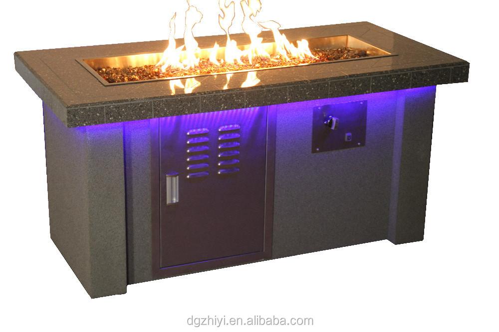 Feuerstelle Gas Garten Set - alitopten.com -