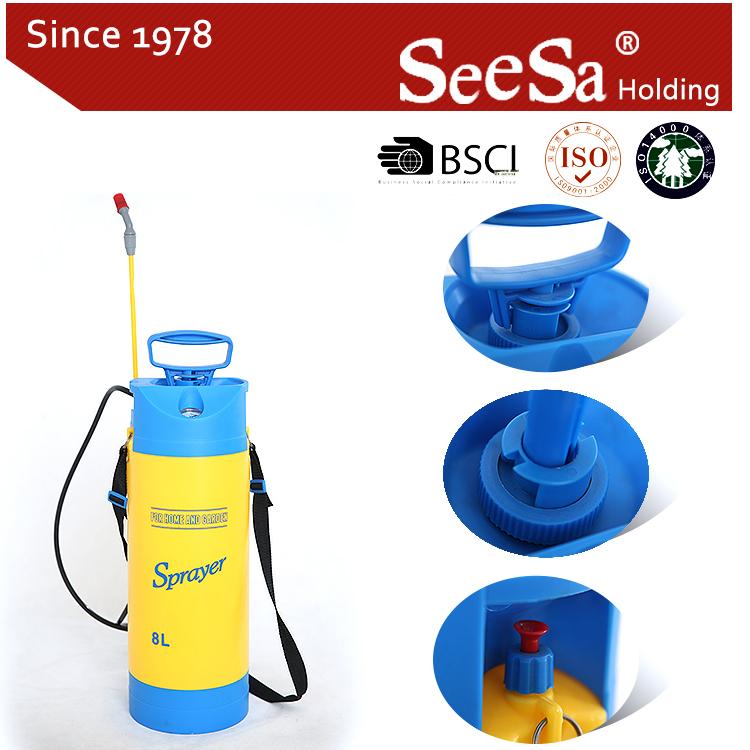 Alibaba China Supplier 8l Pressure Garden Sprayer Orchard Sprayer ...