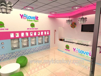 retail ice cream shop interior design ice cream shop decorations and rh alibaba com