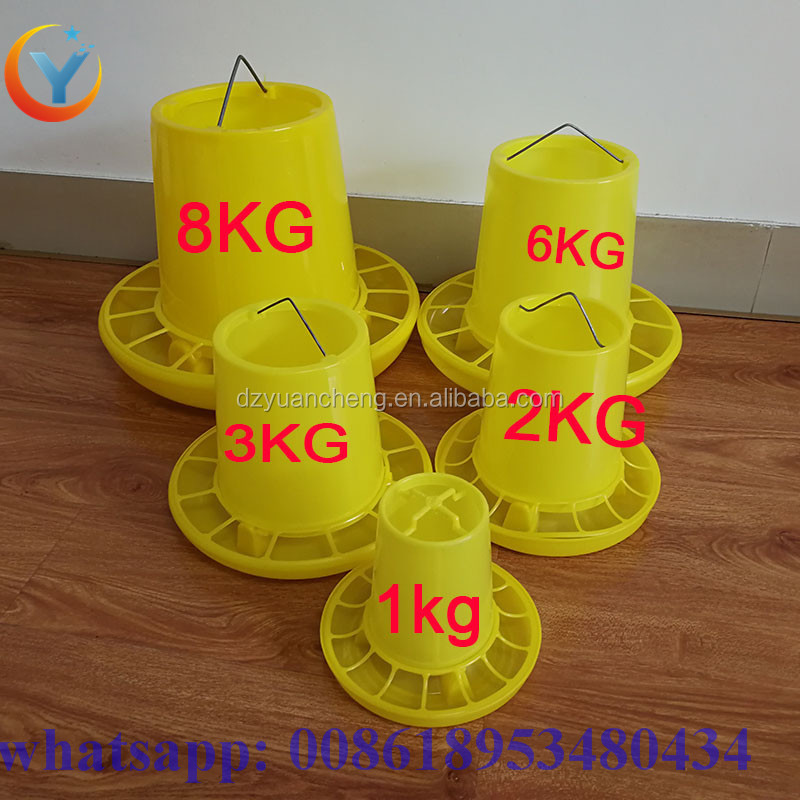 cheap plastic chicken feeder automatic chicken feeder for poultry breeding feeding products