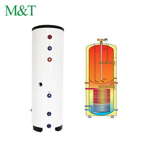 split pressurized solar water heater home energy storage system