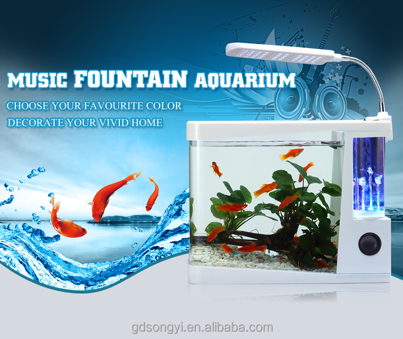 Low Price Reef And Coral Growing Tank With Music And Fountain With ...