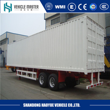 40ft Curtain Side Semi Trailer For Sale