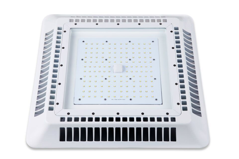 Easy Installation Surface Mounted Led Gas Station Canopy Light ...